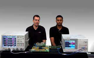 如何设置CTLE模拟以优化接收器眼图开度