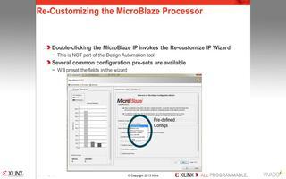 MicroBlaze的特点与功能概述