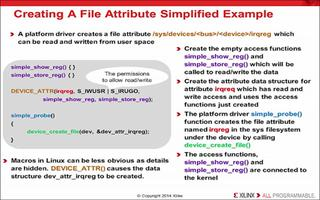 Linux设备驱动程序的平台驱动程序和字符驱动程...