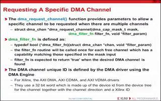 Linux DMA Engine框架的介绍