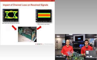 Virtex-7 GTH收發器與Altera Stratix-V GX器件的介紹