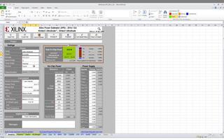 如何操作Xilinx功耗估算器