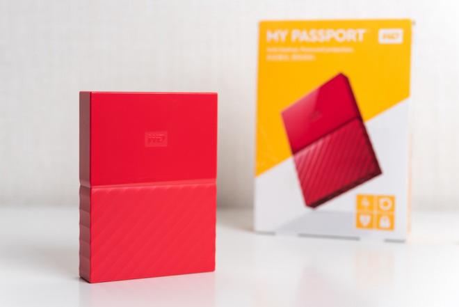 西部数据新MyPassport移动硬盘怎么样 值不值得买