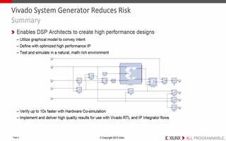 System Generator设计工具的基本介绍