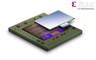 Virtex-7 H580T FPGA的演示