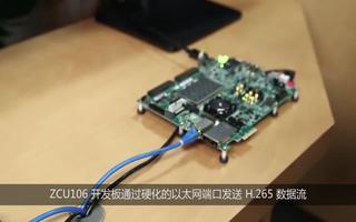 采用Zynq UltraScale+ MPSoC EV器件进行4K编码和解码操作
