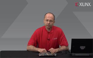 Kintex-7 FPGA连接DDR3存储器的接口功能演示