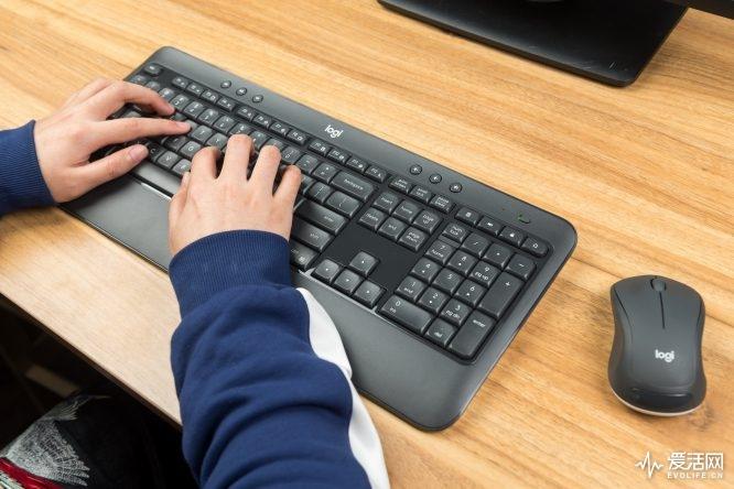 罗技MK540/MK545键鼠套装评测 工作不讲形式日久才见价值