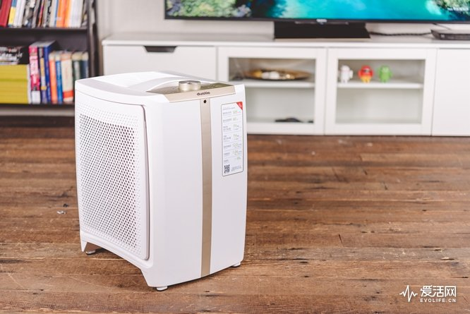 DustieDAC500Plus空气净化器评测 踏出空净变革的第一步