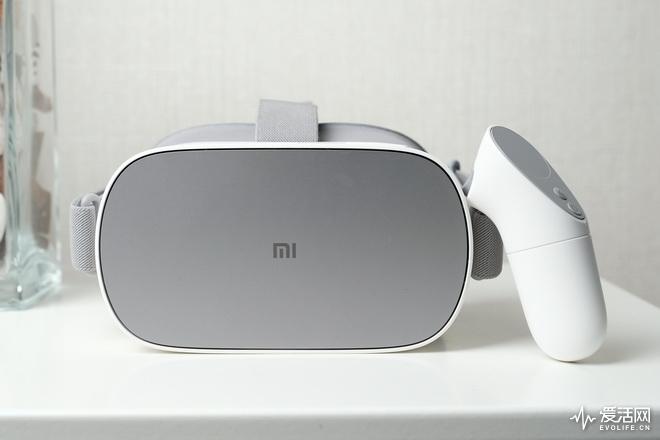 小米VR一体机评测 1499元你的第一台VR头显