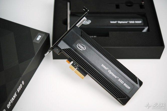 英特尔傲腾固态硬盘900P究竟有多快 CPU才是...