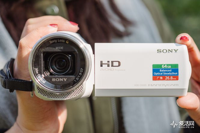 索尼HDR-CX680摄像机评测 想要高清无码还是离不开防抖