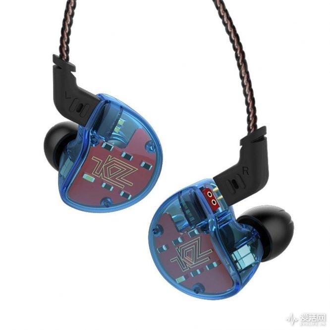 KZ推出一款可换线材的圈铁耳机 售价仅118元