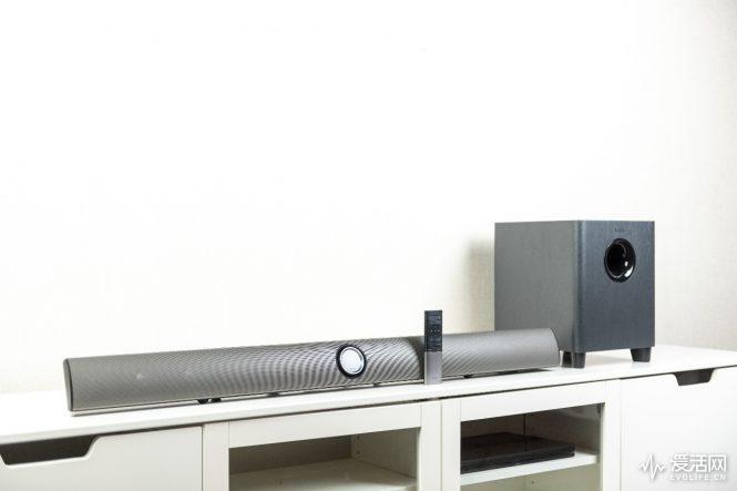 漫步者B8电视音响评测怎么样 2380元很难找到...