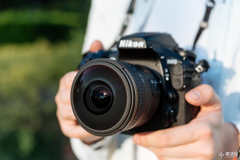 尼康8-15E鱼眼镜头评测 高像素的好玩镜头
