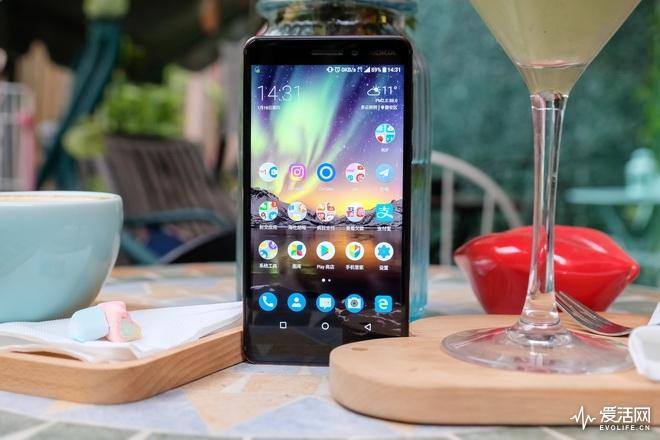 Nokia6评测 HMD在Nokia6第二代身上是偷了懒的