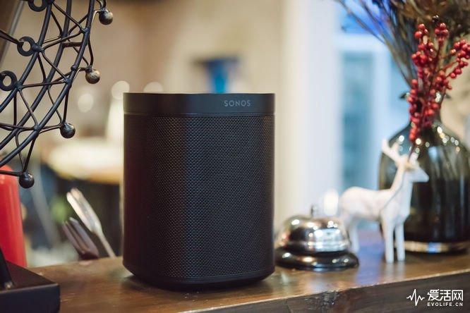 SonosOne智能音箱评测 语音是趋势音乐才是...