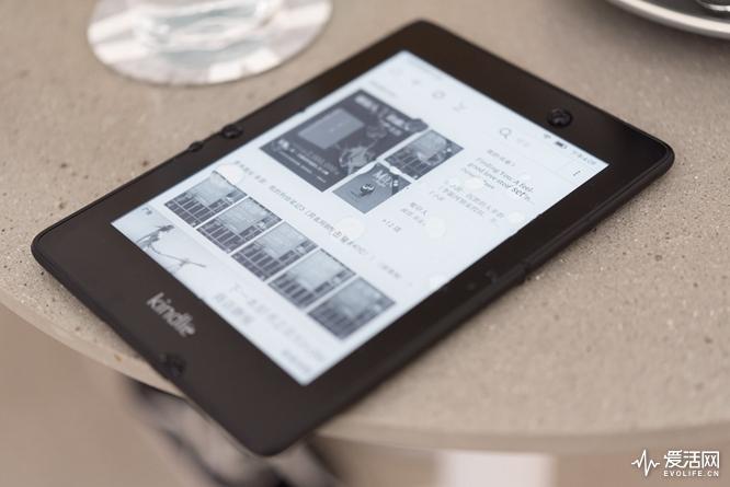KindlePaperwhite评测 泡澡看书的...