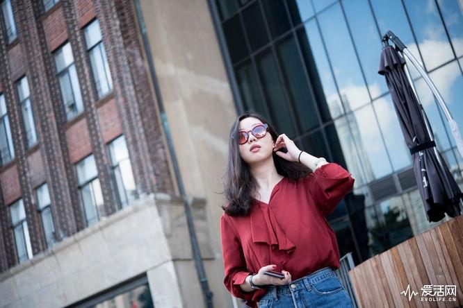 哒视眼镜评测 确认过眼神是对的拍摄眼镜