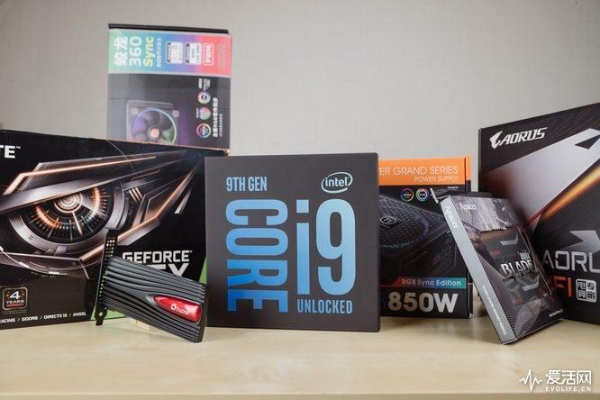 酷睿i9-9900K怎样配才是最理想的游戏PC