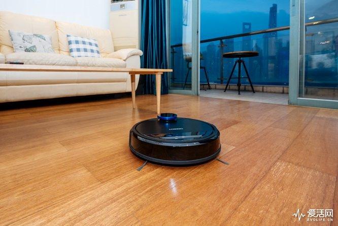 地宝DG36扫地机器人评测 更为智慧更省心的清洁体验
