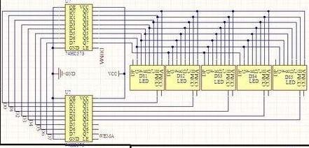 PIC单片机对数码管的动态扫描显示设计