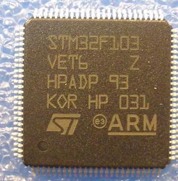 STM32单片机TIM模块定时器向上溢出的输出比...