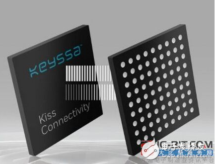 Kiss Connector连接器外形仅咖啡豆大...