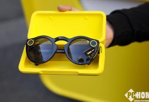 Snap推出Spectacles眼镜 可给视频添加增强现实特效