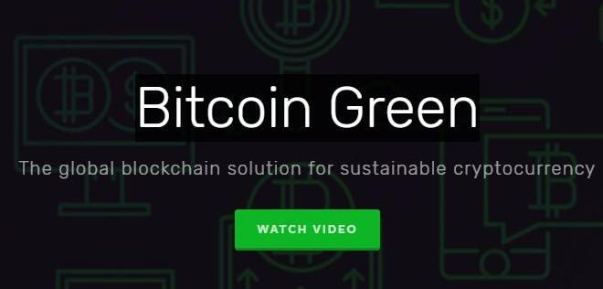 比特币绿色根网络介绍