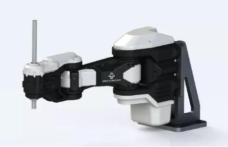 SCARA机器人的速度更快、精度更高、更适合狭小...