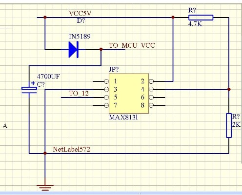STC单片机EEPROM掉电瞬间的数据保存处理方法