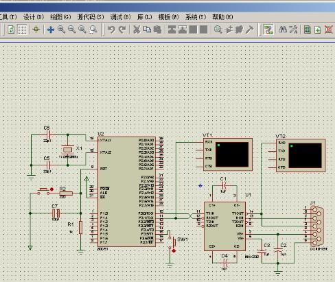 单片机与PC之间串行通信设计