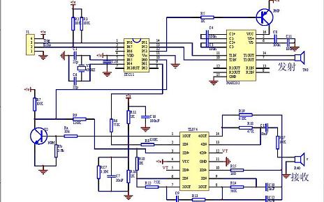 使用51单片机设计的超声波测距仪资料合集免费下载
