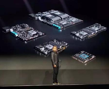 在自动驾驶领域 英伟达光靠量产的芯片还是不够