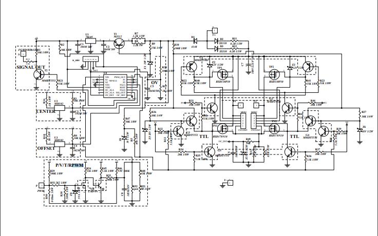 17251直流风扇电路原理图资料免费下载