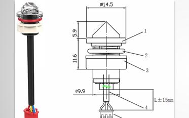 光电式液位传感器的工作原理和特点及技术参数等详细资料概述