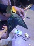 华为折叠屏手机或将采用京东方的可折叠屏