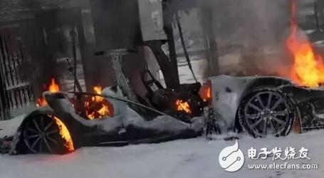 电动汽车起火问题频发 急需应对之策