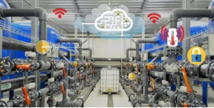 混合系统集成了嵌入式HMI和基于云的软件服务