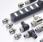 TE推出的M8/M12连接器系统提供了一个完整的...