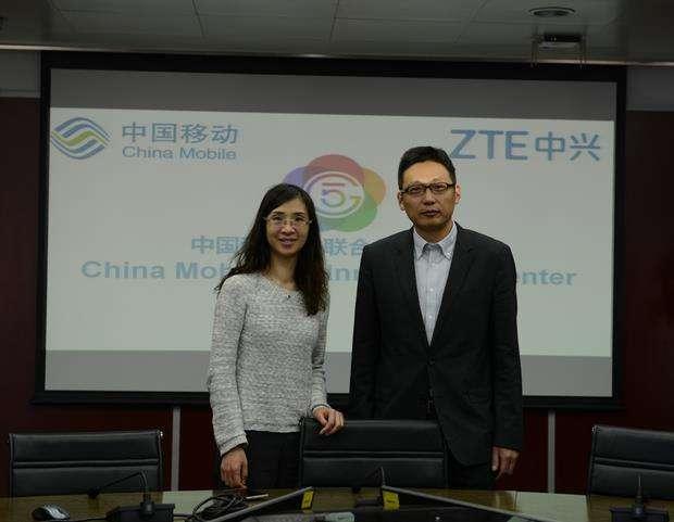 中兴通讯与中国移动正式达成了低端交换机集中采购框...