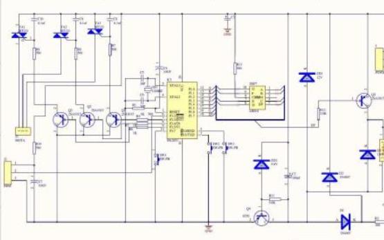 6925风扇PCB原理图资料免费下载