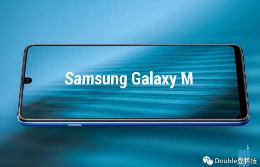 三星推出的Galaxy M2将使用最新的美人尖屏...