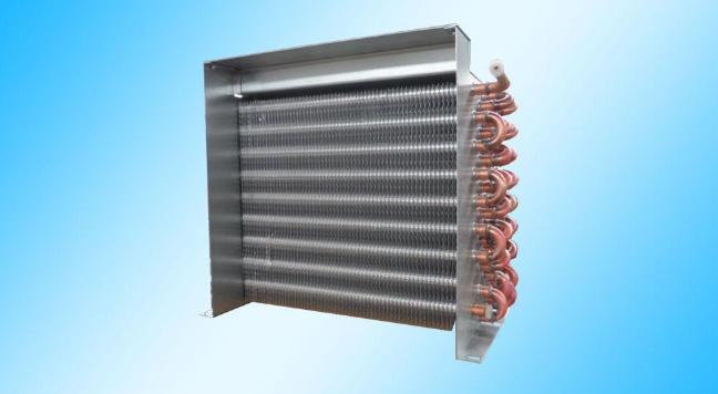 从外观工作形式功能上解释蒸发器与冷凝器的区别