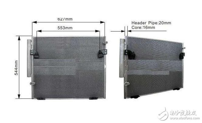 解析散热器与冷凝器之间的区别