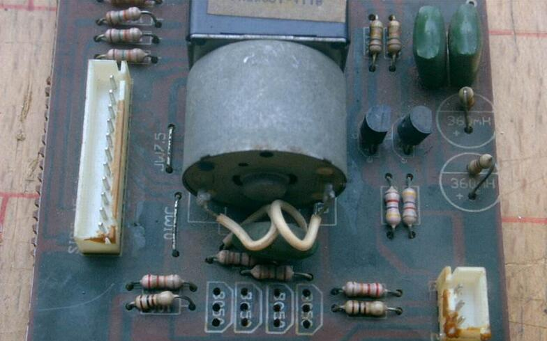 无刷直流马达(BLDC)电压调速原理和马达高低电...