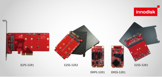 全球最小的嵌入式RAID1解决方案亮相 主要针对...
