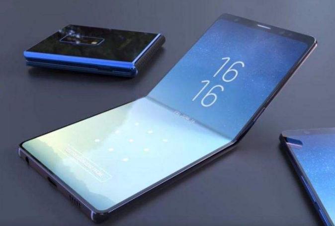 LGD联合华为、联想、小米承接折叠OLED面板开...