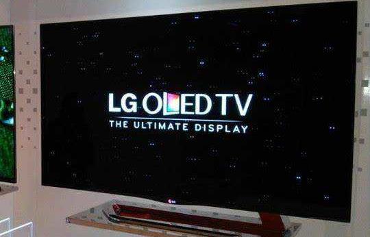 官宣了三星电子与LGD将长久合作TV面板